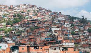 Petare Slum, Caracas Venezuela