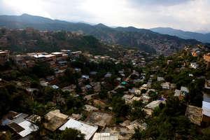 View from La Pradera Center