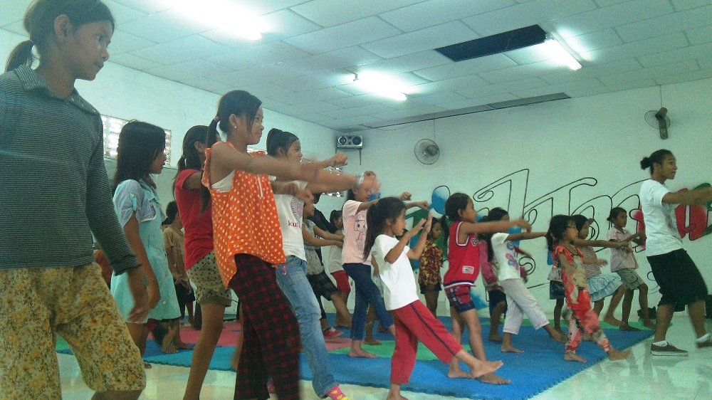 Tiny Toones dance classes