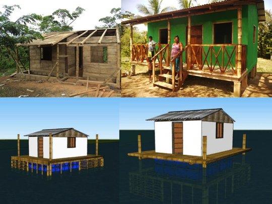 Amphibious Housing Technology Project