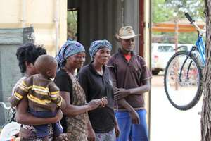 Tuyoleni Bicycle Project - Okalongo, Namibia