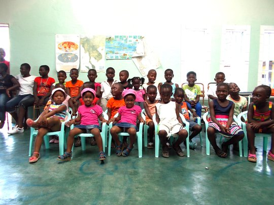 The newest Zimkids ages 3 - 7!