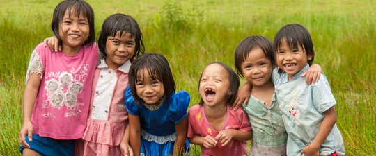 Buayan girls; faces of the future