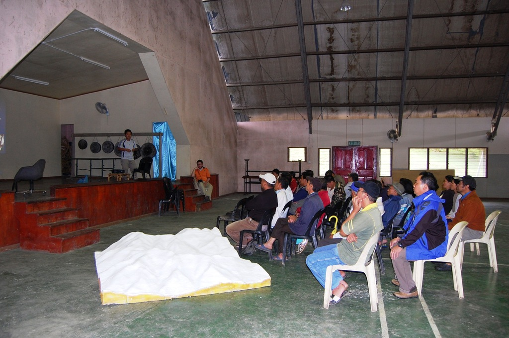 Community sharing on participatory mapping