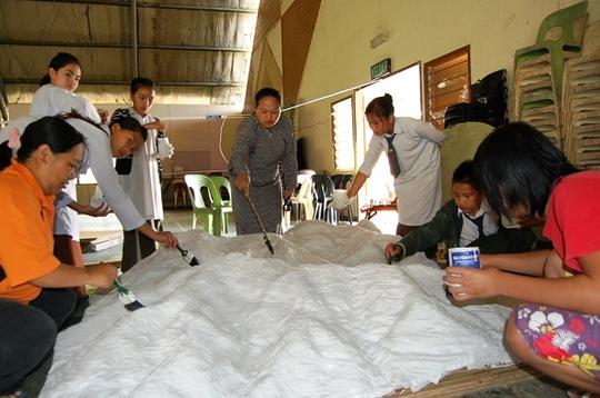 Creating 3D model of Bundu Tuhan
