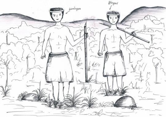 [1] Why Kadui and Sidui?