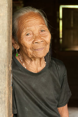 Grandma from Ulu Papar