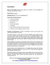 Quarterly Report (PDF)
