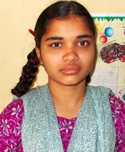 Sapna is eager to continue her education!