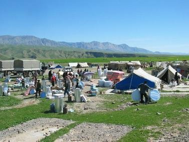 Assistance for Internally Displaced Families