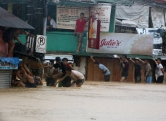 Philippines Floods Response