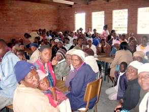 CARING FOR ZIMBABWEAN ORPHANS' CAREGIVERS