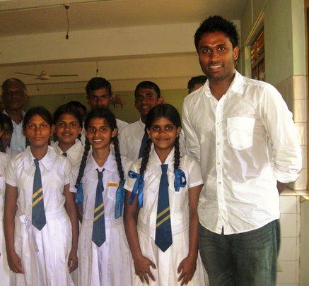 Visiting of Students in Sri Lanka (2011)