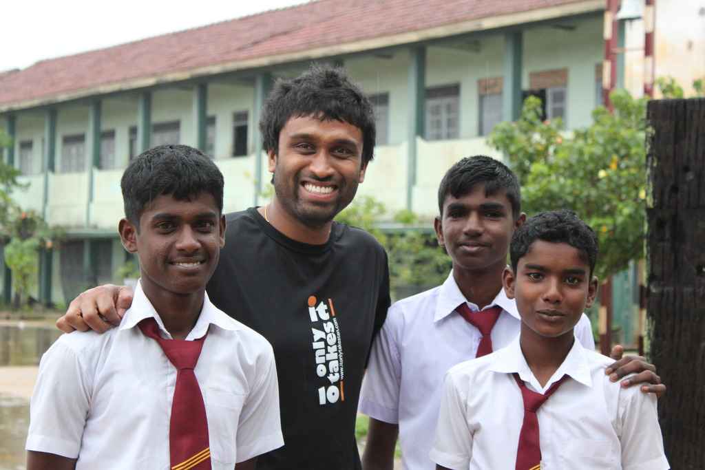 Unleashing the Dreams through Education