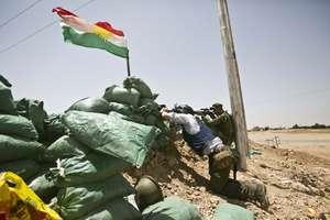 RISC alum Benjamin Hall in Iraq