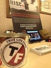 The 2013 True Life Fund supported RISC