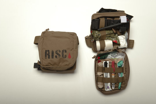 RISC medical pack