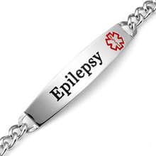 Epilepsy Medical ID bracelet