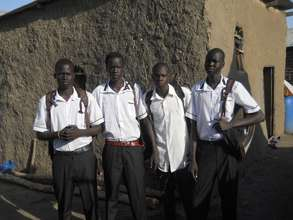Village students