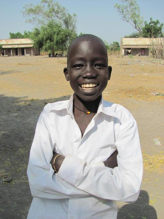 William will get clean water at school AND home.