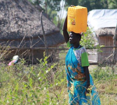 Closer water wells reduce the burden on women