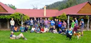 Anzac day work Party