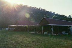 The beautiful homestead