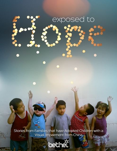 Exposed to Hope book cover