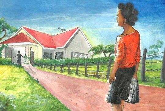 Support Trafficked & Abused girls in Kenya