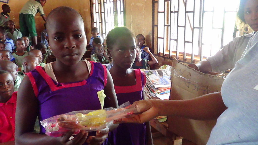 Keep 200 Orphans  in school in Evbuotubu Community
