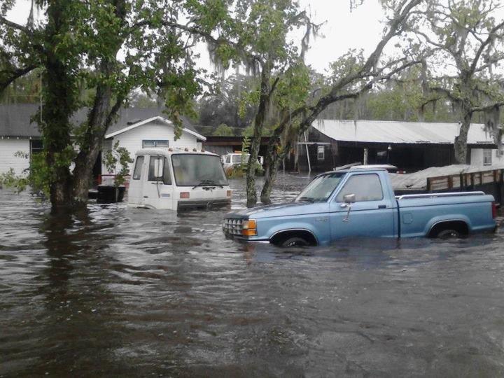 Villalobos Rescue Center Hurricane Disaster Relief