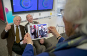 Help older people learn basic IT skills