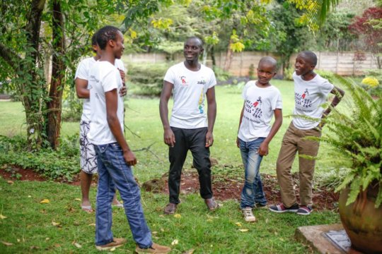 Give needy kids life and hope through education
