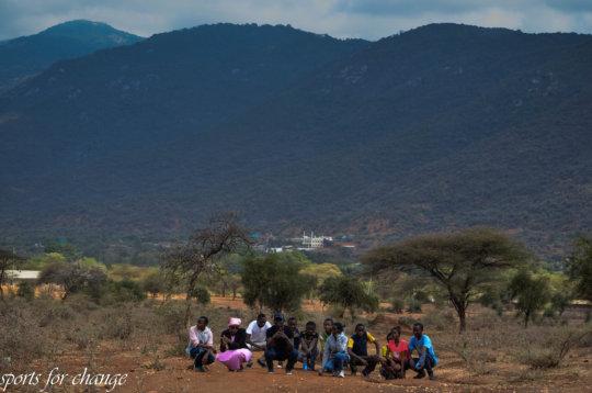 Namanga hills