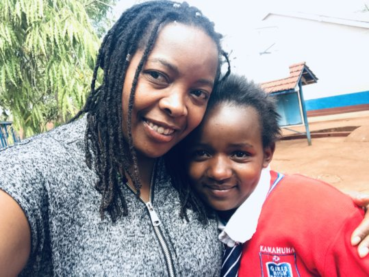 Faith with Shiku of Sports For Change