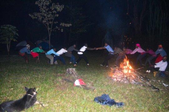 Julius durig 2013 team building camp