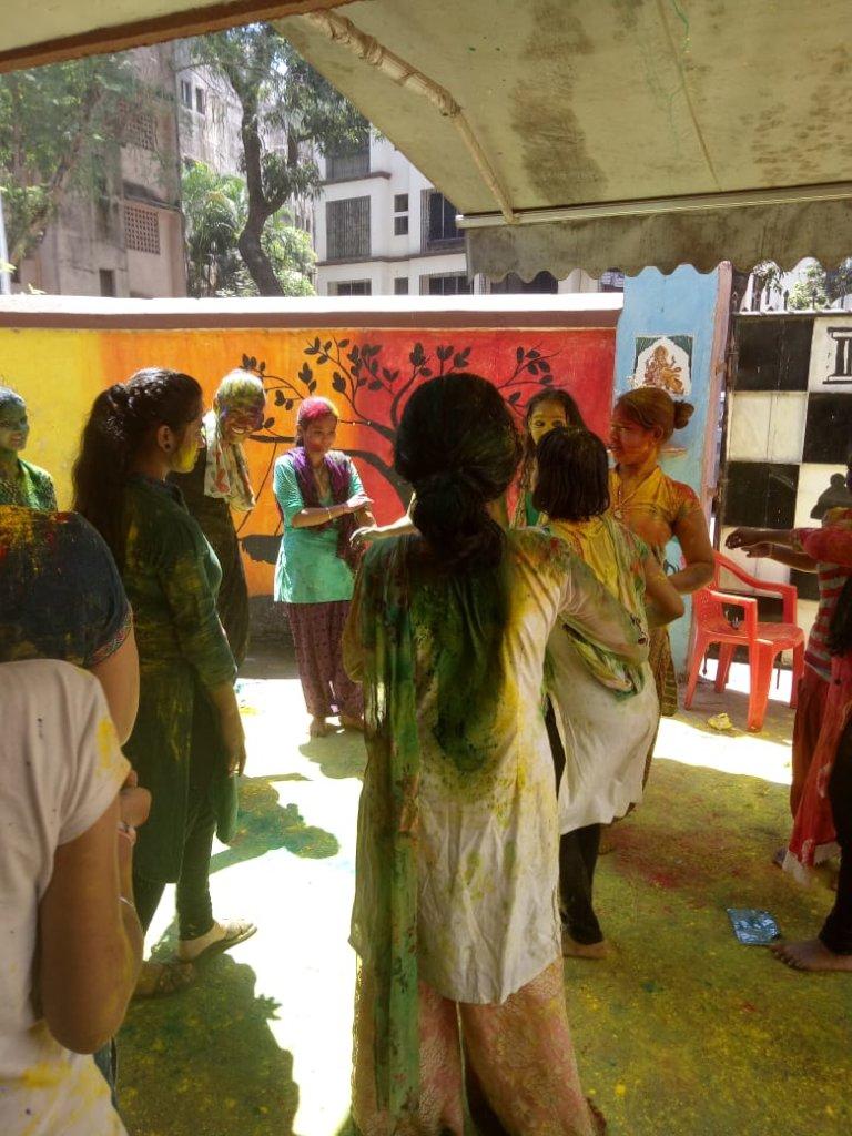 Celebrating Holi the Indian Festival