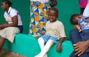 Provide Clubfoot Treatment to 40 Liberian Children