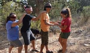family activity in Liba