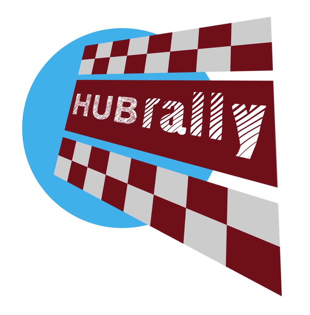 Hub Rally Logo