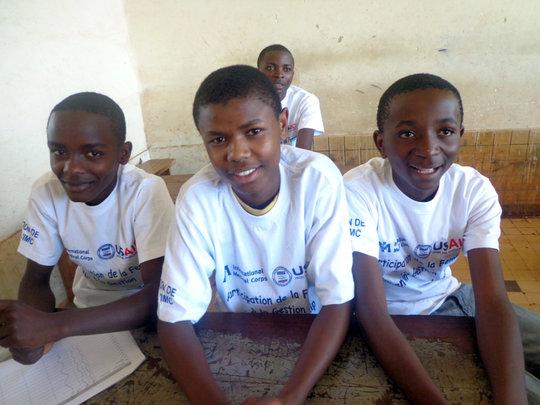 Boys of Bukavu