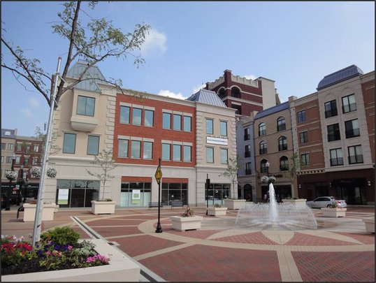 Carmel, Indiana, now more walkable