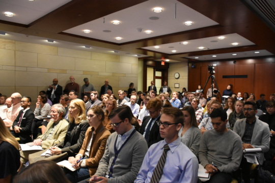 EESI Briefing on the Hill in October 2018 (EESI)
