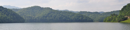 Martins Fork Lake, Harlan County, Kentucky