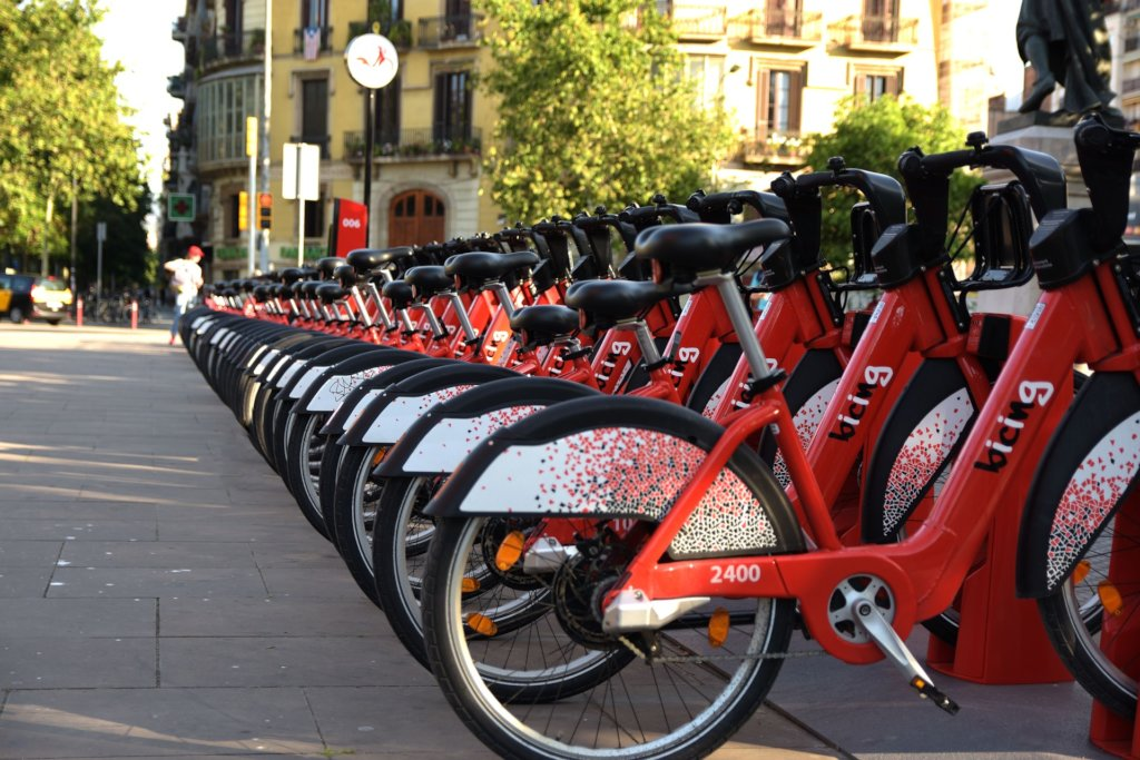 Bike Sharing in Barcelona