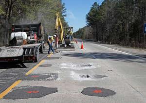 Fixing Potholes (CC courtesy Virginia DOT)