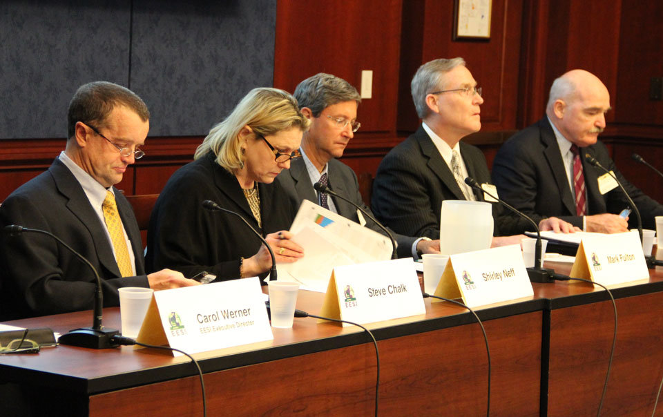 Engaging with Congress on Climate and Resilience