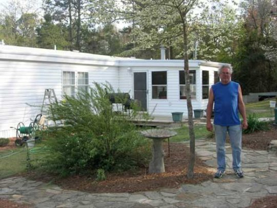 Robert & his newly energy efficient home - how?