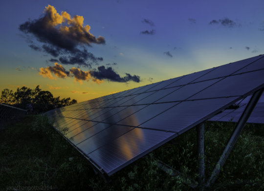 Renewables made up 61% of new electricity in 2016