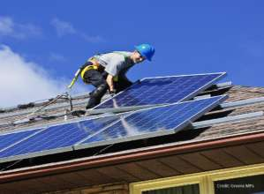 Solar provides more than 260,000 jobs in the US